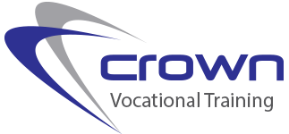 Crown Vocational Training Logo
